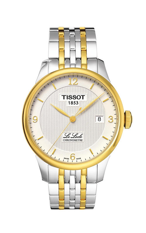 Tissot T-Classic Le Locle Watch T0064082203700 product image