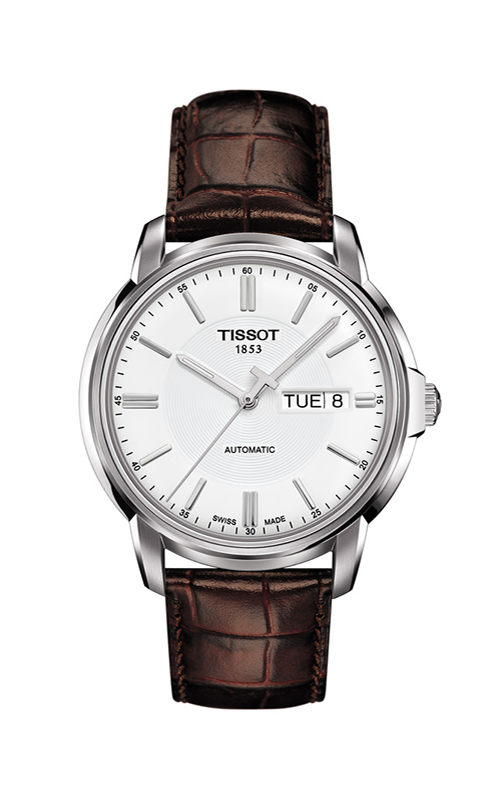 Tissot T-Classic Automatic Watch T0654301603100 product image