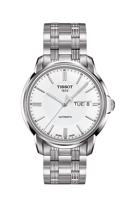 Tissot Automatics III Watch T0654301103100 product image