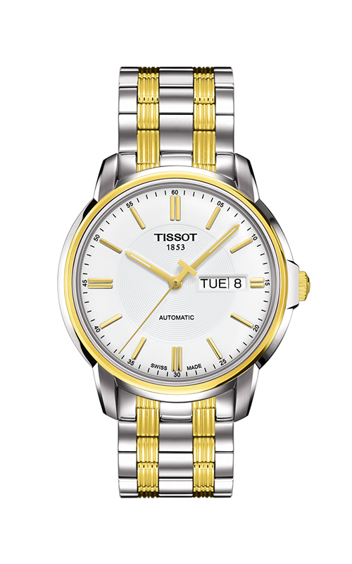 Tissot T-Classic Automatic Watch T0654302203100 product image