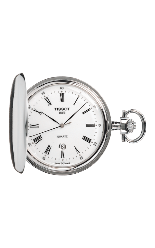 Tissot T-Pocket Savonnette Watch T83655313 product image