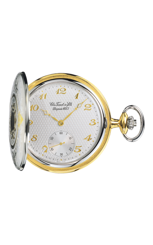 Tissot T-Pocket Savonnette Watch T83845082 product image