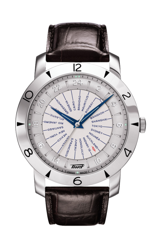 Tissot Heritage Navigator Automatic Watch T0786411603 product image
