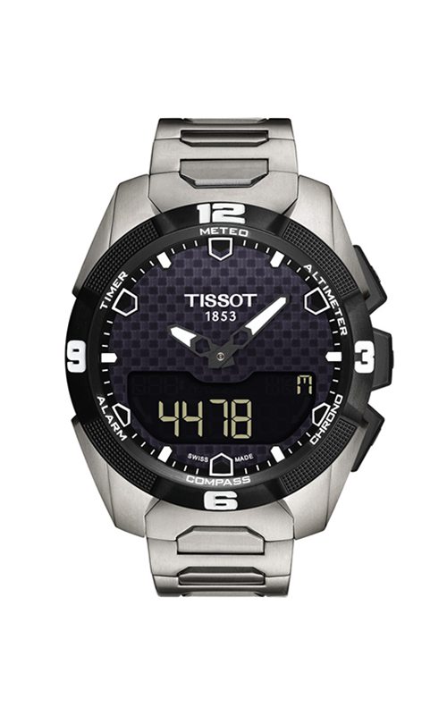 Tissot T-Touch Expert Solar Watch T0914204405100 product image