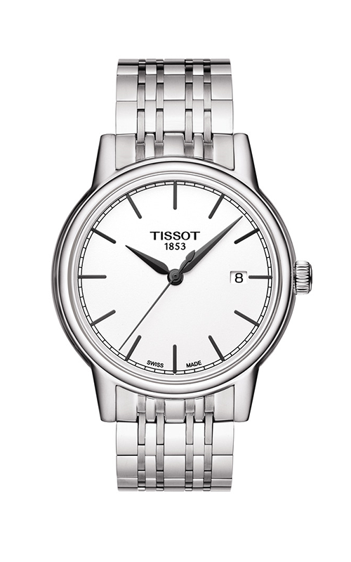 Tissot Carson Men's Quartz Watch with Stainless Steel Bracelet T0854101101100 product image