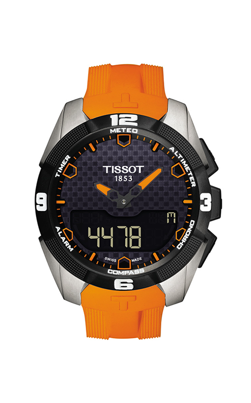 Tissot T-Touch Expert Solar Watch T0914204705101 product image