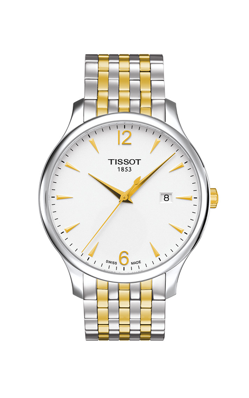 Tissot Tradition Watch  T0636102203700 product image