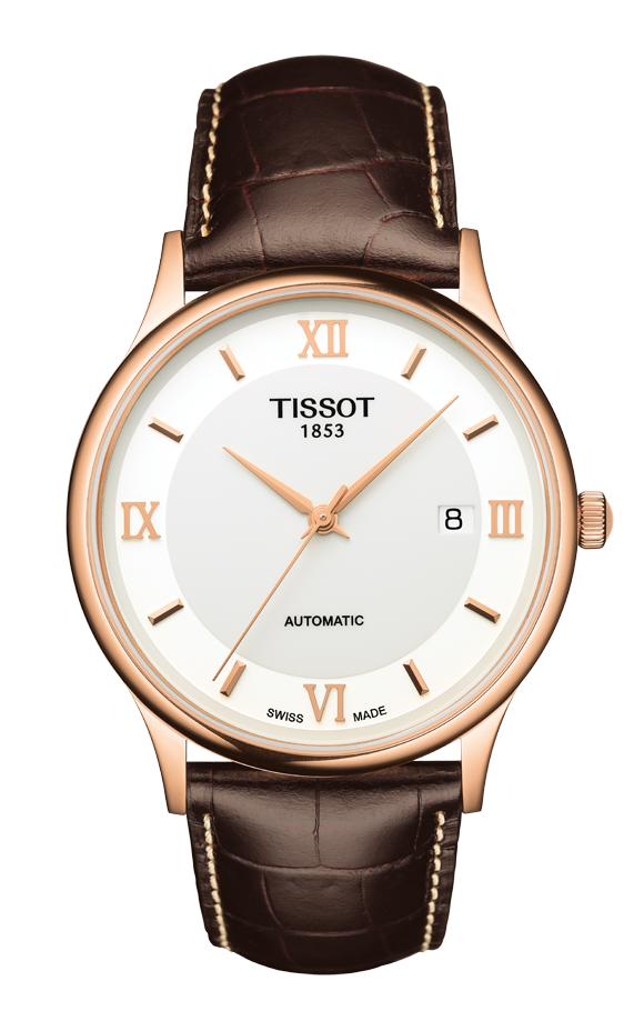 Tissot Rose Dream Men's Automatic Watch T9144077601800 product image