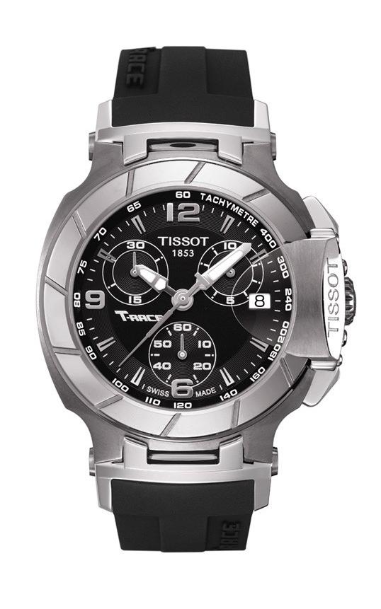 Tissot T-Race Lady T0482171705700 product image