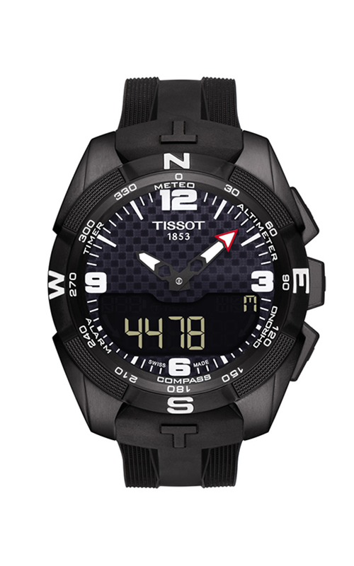 Tissot T-Touch Expert Solar Watch T0914204705701 product image