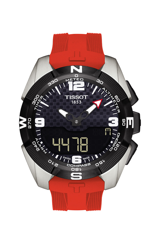 Tissot T-TOUCH II T0914204705700 product image