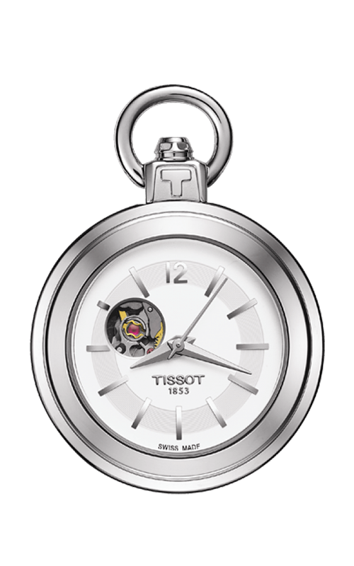 Tissot T-Pocket Pocket 1920 Mechanical Watch T8542051903701 product image