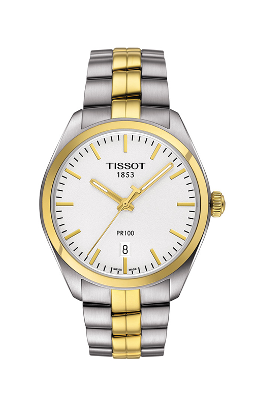 Tissot T-Classic PR 100 Watch T1014102203100 product image