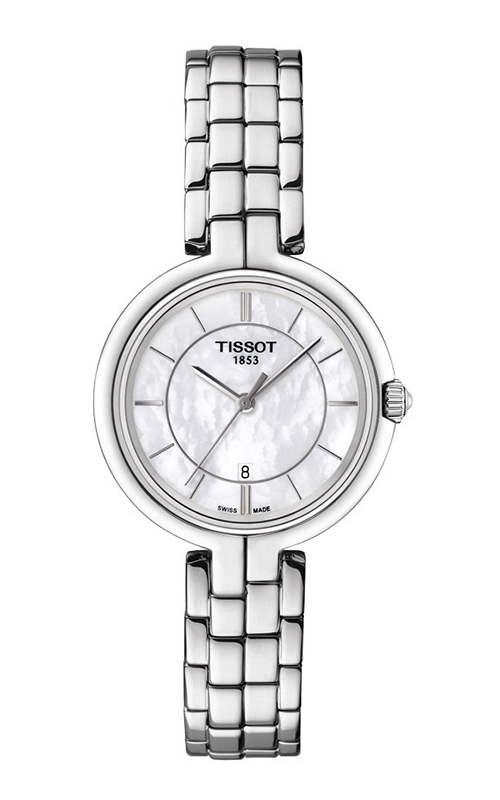 Tissot T-Lady Flamingo Watch T0942101111100 product image