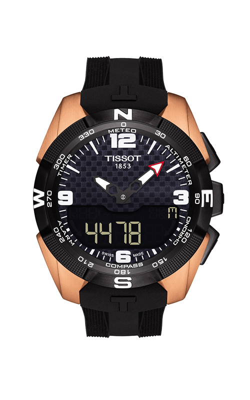 Tissot NBA Special Edition T-Touch Expert Solar Watch T0914204720700 product image