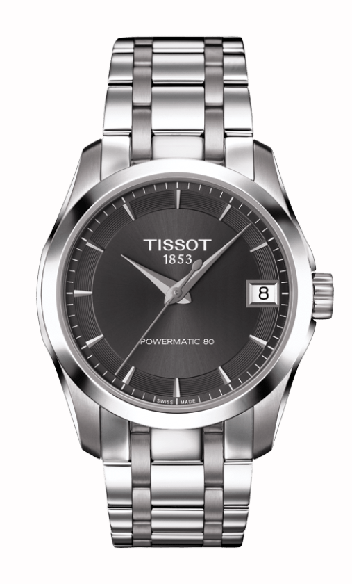 Tissot Couturier T0352071106100 product image