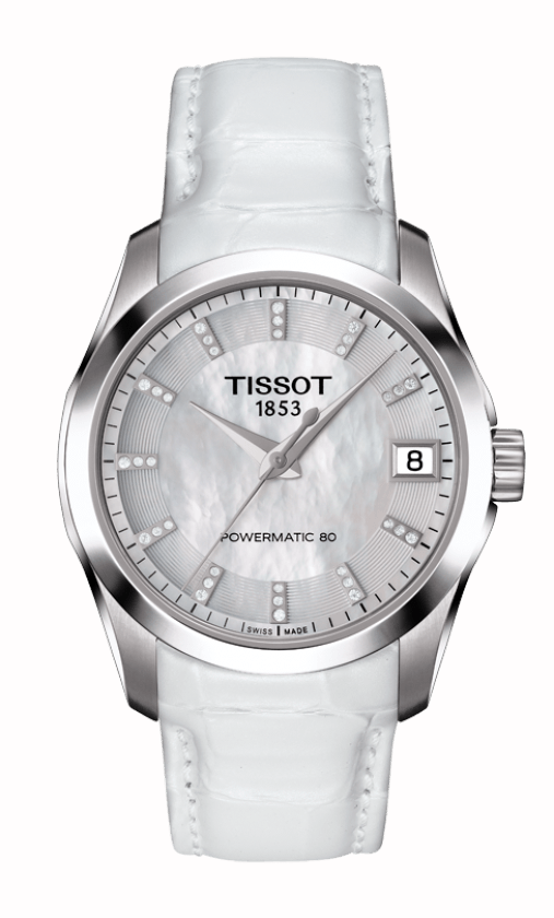 Tissot Couturier T0352071611600 product image