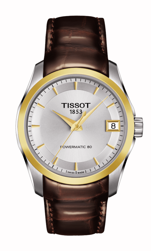 Tissot T-Classic Couturier Watch T0352072603100 product image