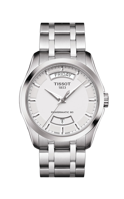 Tissot Couturier Powermatic 80 T0354071103101 product image