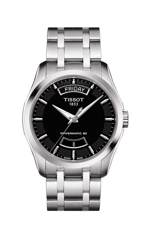 Tissot T-Classic Couturier Watch T0354071105101 product image