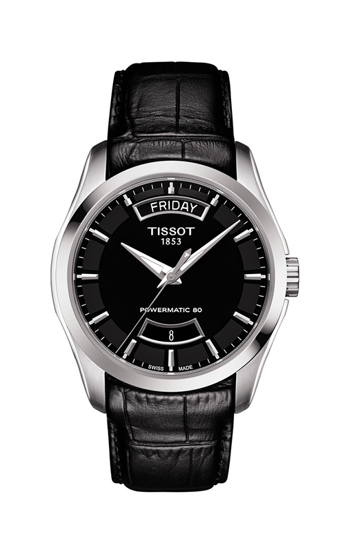 Tissot T-Classic Couturier Watch T0354071605102 product image
