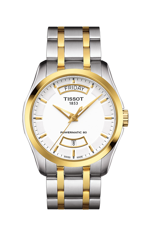 Tissot Couturier Powermatic 80 T0354072201101 product image