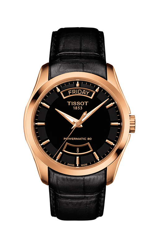 Tissot T-Classic Couturier Watch T0354073605101 product image