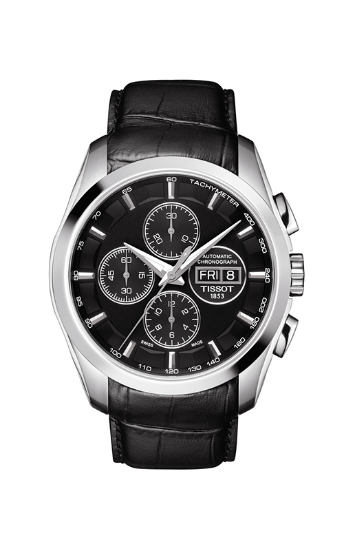 Tissot T-Classic Couturier Watch T0356141605102 product image