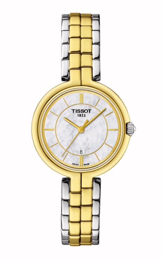 Tissot T-Lady Flamingo Watch T0942102211101 product image