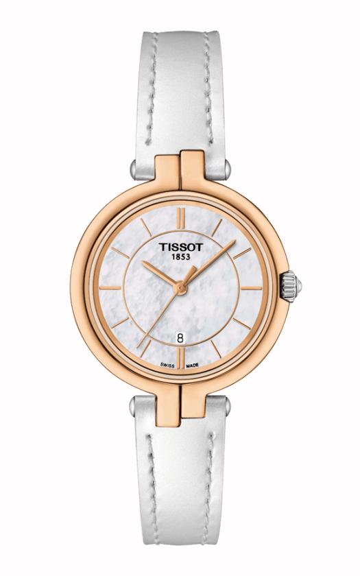 Tissot T-Lady Flamingo Watch T0942102611101 product image