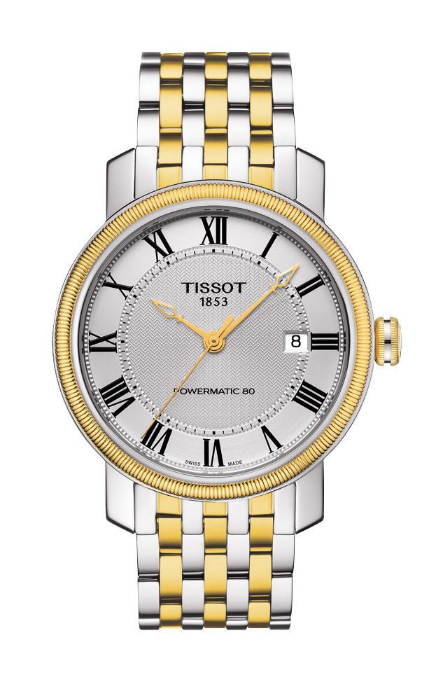 Tissot Bridgeport T0974072203300 product image