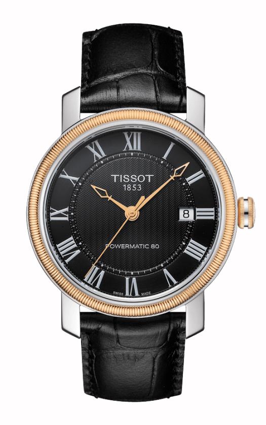 Tissot Bridgeport Powermatic 80 T0974072605300 product image