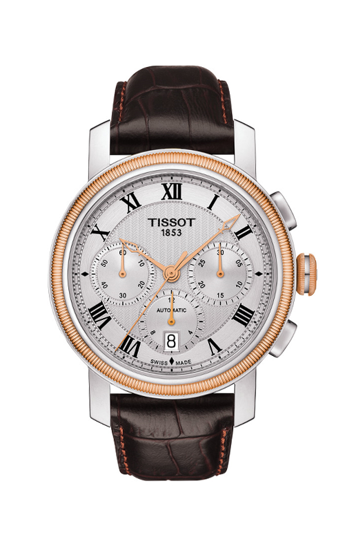 Tissot T-Classic Bridgeport Watch T0974272603300 product image