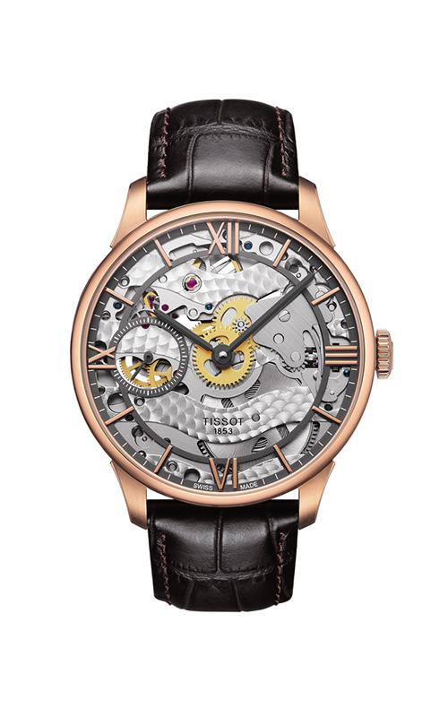 Tissot T-Classic Chemin Des Tourelles Watch T0994053641800 product image