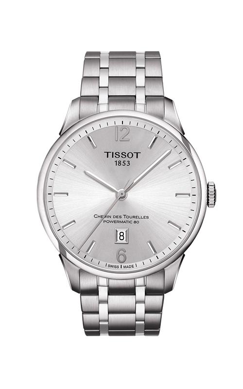 Tissot T-Classic Chemin Des Tourelles Watch T0994071103700 product image