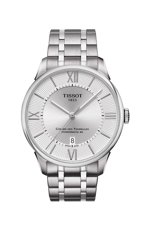 Tissot T-Classic Chemin Des Tourelles Watch T0994071103800 product image