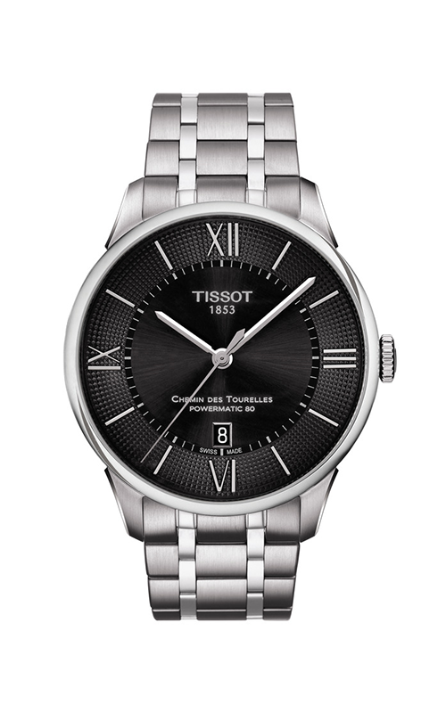 Tissot T-Classic Chemin Des Tourelles Watch T0994071105800 product image