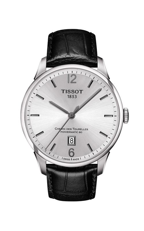 Tissot T-Classic Chemin Des Tourelles Watch T0994071603700 product image