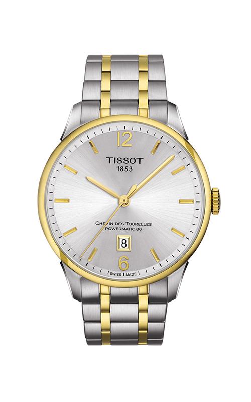 Tissot T-Classic Chemin Des Tourelles Watch T0994072203700 product image