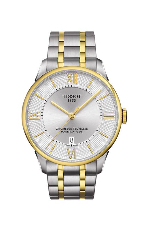 Tissot T-Classic Chemin Des Tourelles Watch T0994072203800 product image
