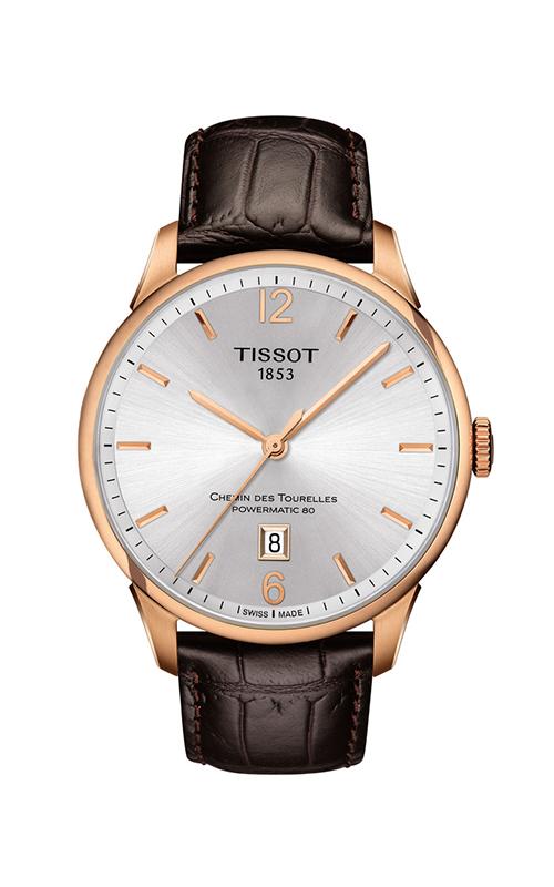 Tissot T-Classic Chemin Des Tourelles Watch T0994073603700 product image