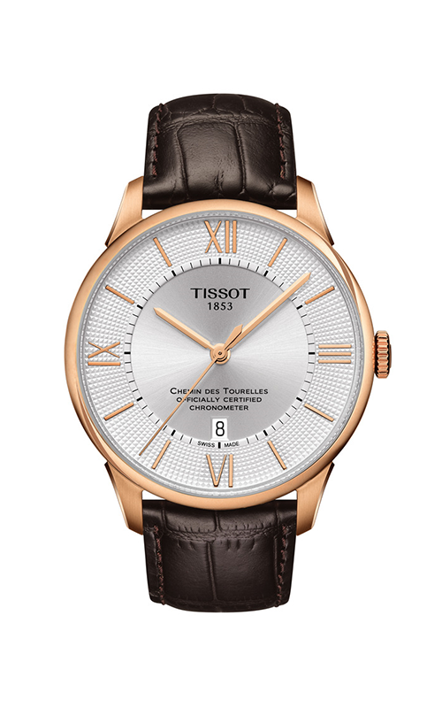 Tissot T-Classic Chemin Des Tourelles Watch T0994083603800 product image