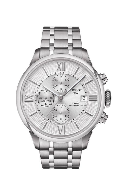 Tissot T-Classic Chemin Des Tourelles Watch T0994271103800 product image