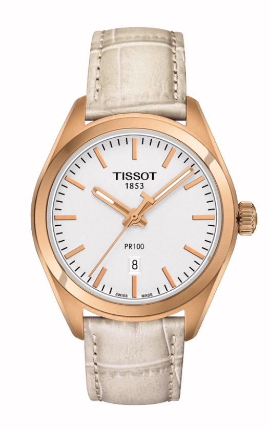 Tissot T-Classic PR 100 Watch T1012103603100 product image