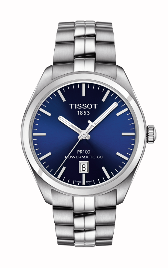 Tissot T-Classic PR 100 Watch T1014071104100 product image