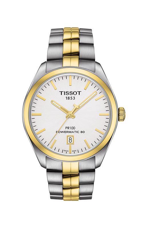 Tissot T-Classic PR 100 Watch T1014072203100 product image
