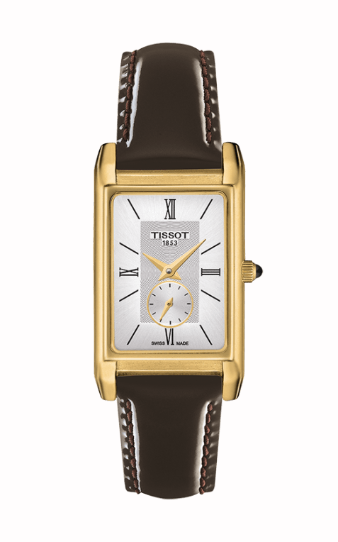 Tissot T-Gold Prestigious Watch T9233351603800 product image
