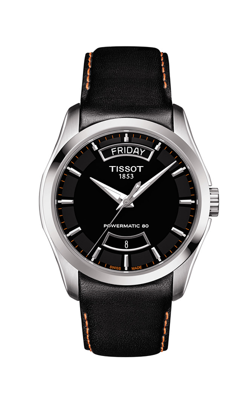 Tissot T-Classic Couturier Watch T0354071605103 product image