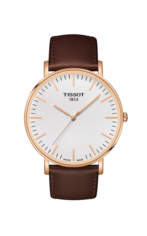 Tissot T-Classic Everytime Watch T1096103603100 product image