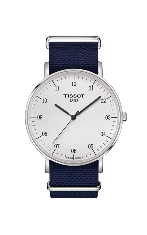 Tissot T-Classic Everytime Watch T1096101703700 product image
